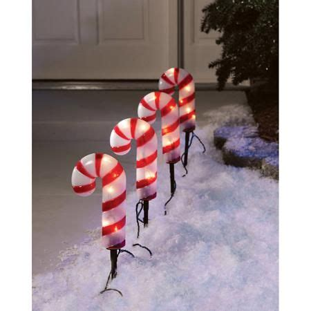 twinkling candy cane outdoor lights best 25 pathway lights ideas on outdoor icicle lights wine