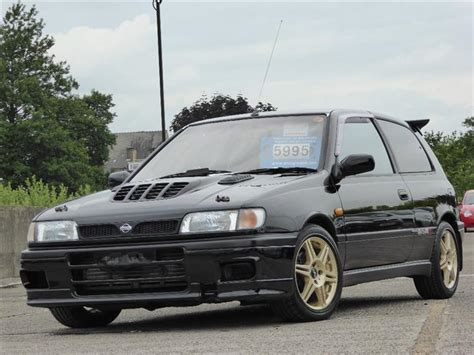 nissan pulsar turbo used nissan pulsar 2 0 gti r turbo 4x4 16v jdm model for