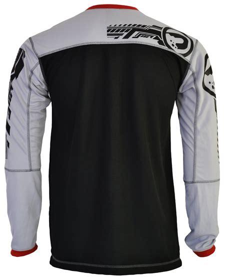 Sepeda Jersey jersey sepeda dirtworks machinist hitam abu abu jual