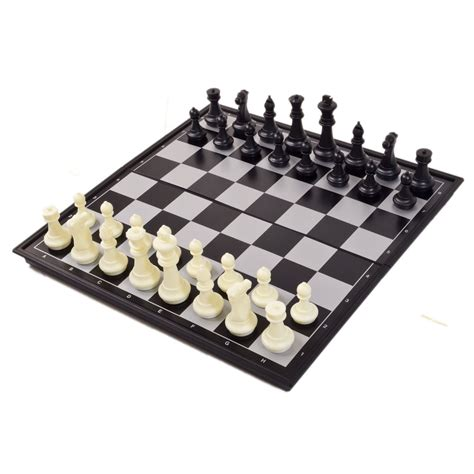 magnetic chess 10 quot compact magnetic chess set 0654 board combo sets