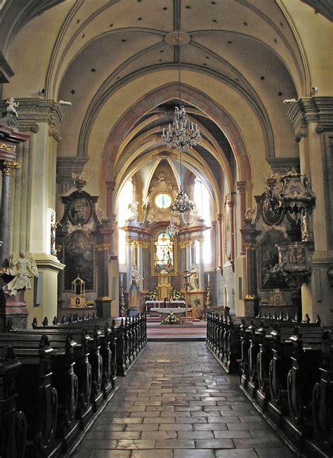 Church Interior by File Ba Franciscan Church Interior Jpg