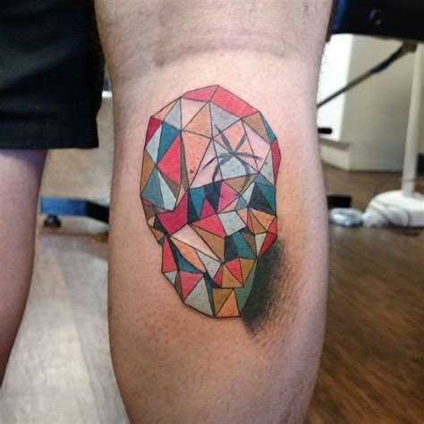 geometrical tattoo 100 geometric designs meanings shapes