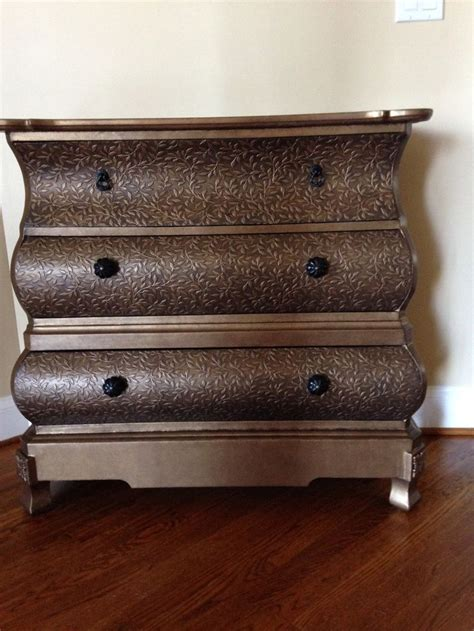 Bombay Chest Vanity by A Bombay Chest That I Refinished I Covered The Drawers