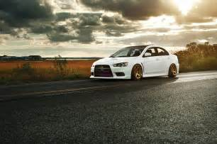 Mitsubishi Evo X Wallpaper Mitsubishi Lancer Evolution X Jdm Style Beautiful