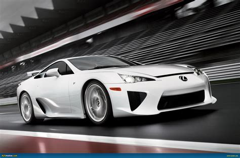 lexus lfa ausmotive com 187 lexus calls time on lfa supercar