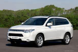 06 Mitsubishi Outlander Mitsubishi Outlander Hybrid Technical Details History