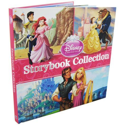 picture of a story book disney princess storybook collection by disney