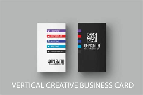vertical business card template free vertical business card template creativetacos