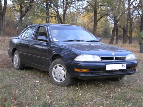 1991 Toyota Camry 1991 Toyota Camry Pictures 2000cc Gasoline Manual For Sale