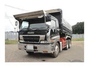 Isuzu Giga Dump Truck For Sale 1993 Isuzu 810 Giga Cxz72jd Tipper Dump Truck For Sale In