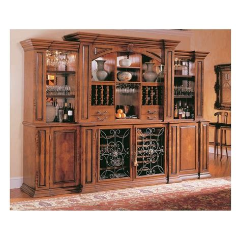 wall unit bar cabinet wine bar wall unit wine storage display