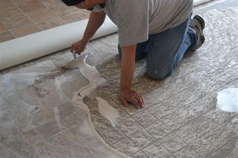 How To Lay Vinyl Flooring On Concrete Flooring SW - How to install vinyl flooring on concrete