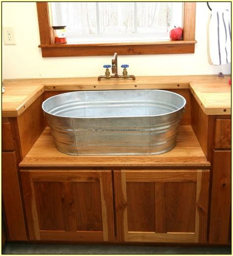 bathtub in kitchen amazing of kitchen tub sinks 17 best ideas about outdoor