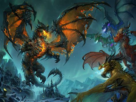 skyborn dragons and druids volume 1 books artwork dragons wallpaper 2560x1920