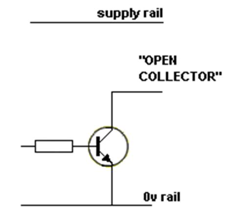transistor opening the transistor lifier