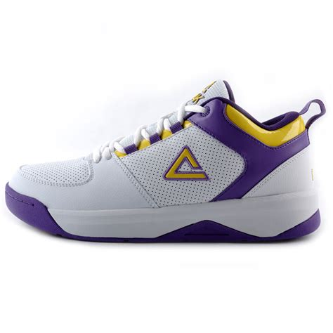 lowtop basketball shoes peak e13011a low top durable discount price professional