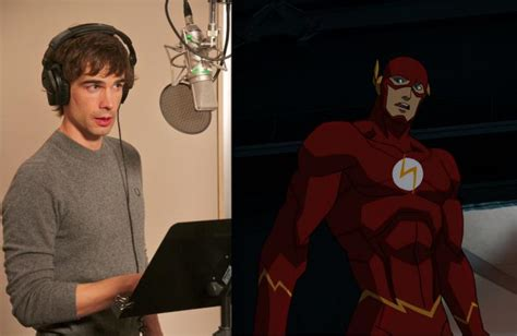 movie after justice league war first look at the flash from justice league war