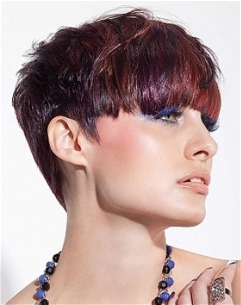 24 really cute short red hairstyles styles weekly 23 cute short hairstyles with bangs styles weekly