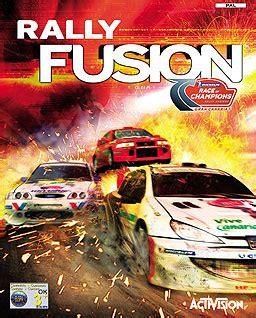 rally fusion race champions wikipedia