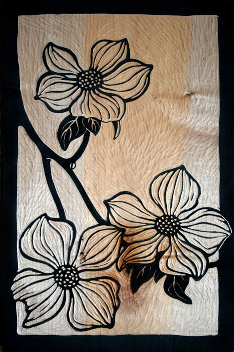 pacific dogwood wood carving wood burning patterns wood
