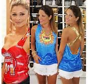 Camisetas Customizadas Carnaval Moda 2016