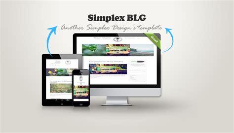 templates blogger modern simplex blg clean and modern blogger templates