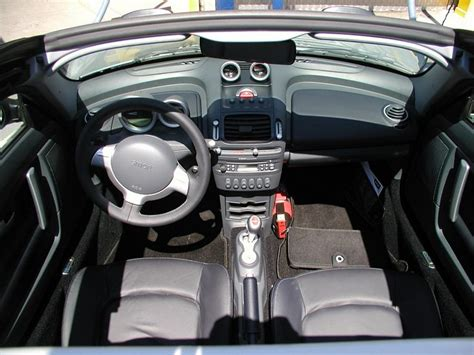 smart roadster interni smart roadster and roadster coupe 2003 2006