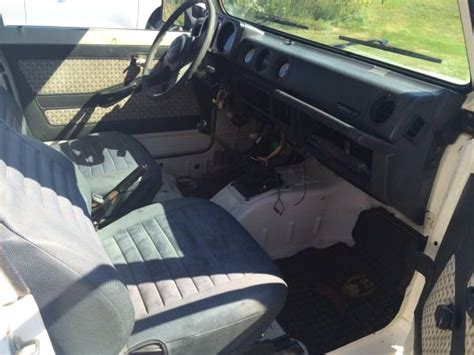 Suzuki Samurai Seats For Sale 1987 Suzuki Samurai Softop For Sale In Clinton New York