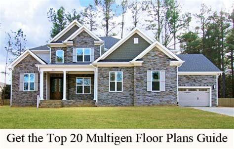 multi gen homes 10 multigenerational homes with multigen floor plan layouts