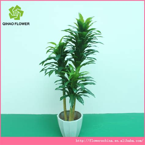 garden palm trees for sale three branch artificial plants