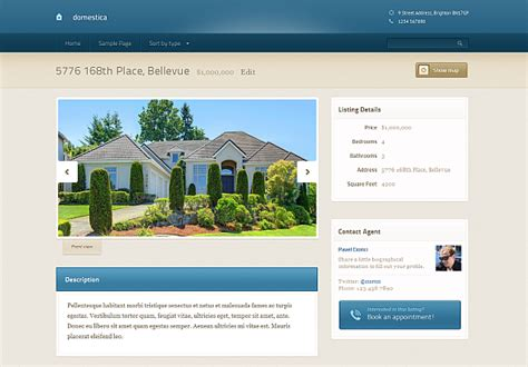 domestica all in one real estate solution for