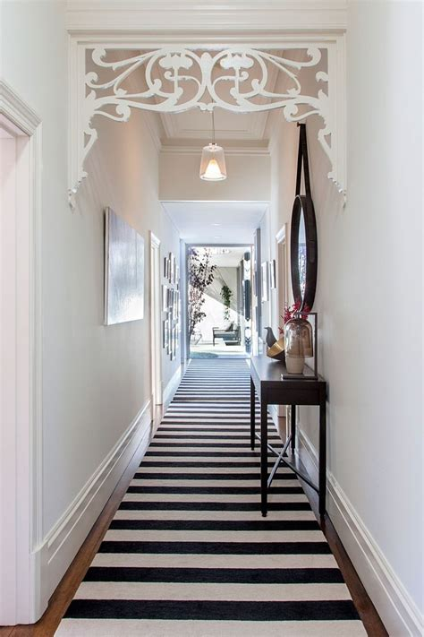 narrow entryway best 25 narrow hallway decorating ideas on pinterest