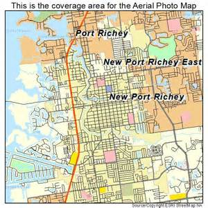 map of new port richey florida aerial photography map of new port richey fl florida