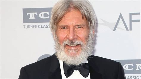 harrison ford birthday joked about studio exec who