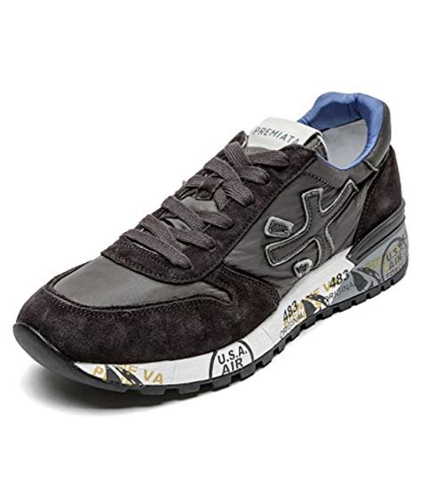 low top athletic shoes wiberlux premiata mick men s vintage low top running shoes