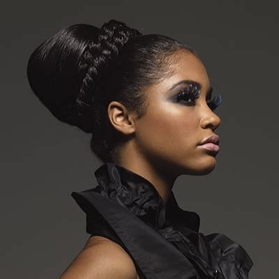 bun updos for black women black updo hairstyles beautiful hairstyles