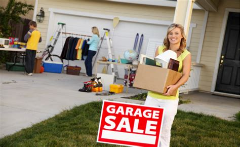 How To Make Money Out Of Your Garage by Garage Sale Tips 9 Ways To Make More Money