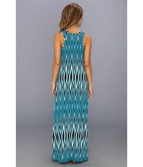 Emposis Maxi Dress Rayon Free Belt calvin klein printed rayon maxi dress shipped free at zappos