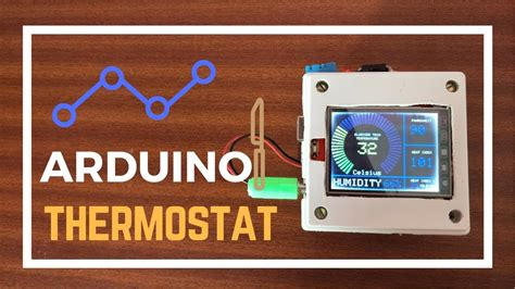 diy wireless thermostat make digital thermostat arduino diy