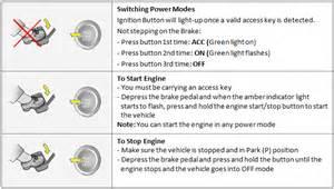advanced keys ak 104b smart key with push start system