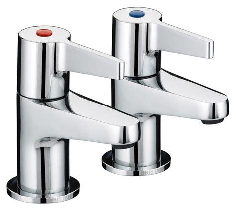 bathroom taps bristan design utility lever 3 4 bath taps dul 3 4 c
