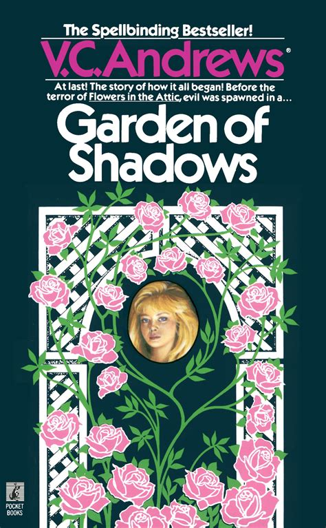 Garden Of Shadows garden of shadows book by v official