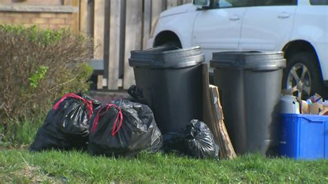 garbage collection kitchener switch to biweekly garbage approved by regional