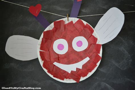 bug paper plate kid craft a owl