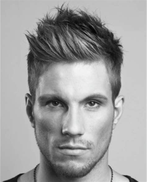 How To Do Side Crop With Peak Hairstyle | the top 10 best hairstyles for men all men s haircut
