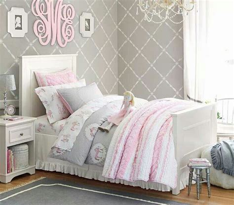 pink and grey girls bedroom girls bedroom pink and grey