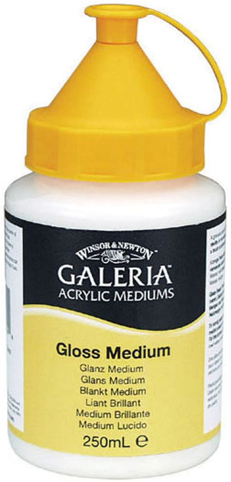 Quality Winsor Newton Galeria Acrylic Extender 500ml products craft materials stationery office