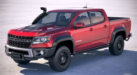 2020 Chevrolet Colorado Zr2 by 2020 Chevy Colorado Zr2 Bison Release Date Redesign