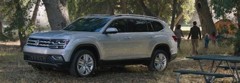volkswagen atlas production debut  release date
