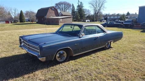 twenty 5 plymouth 1967 plymouth fury iii base 5 2l for sale plymouth other